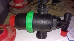 Filtru erbicidator 400l (model mic)
