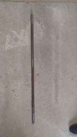 Ax orizontal coasa WIRAX 1,65