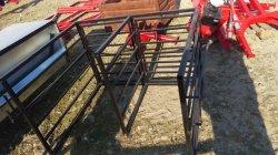 Cadru dublu pentru muls oi