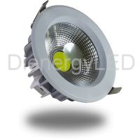 Spot LED 20W COB Downlight Rotund alb A++ 120Lm/W 6000K - rece