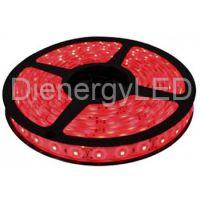 Banda LED SMD5050 - 10W/m 60 LED/m Rosu IP20