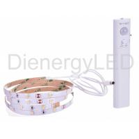 Set Banda LED 1M 2.4W+ Senzor, Lumina Naturala(4000K)   (4xBaterii  AAA)