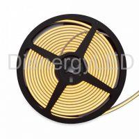 Neon Flex 3Y 4x10, 140LED/M,12W/M,24V, Lumina Galbena