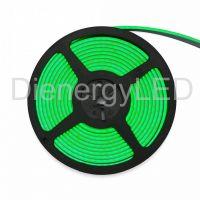 Neon Flex 3Y 6x12, 126LED/M,10.8W/M,24V, Lumina Verde
