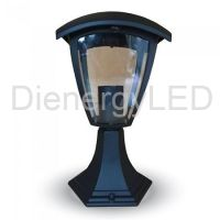 Lampa Gradina 300mm IP44 Negru - Nou