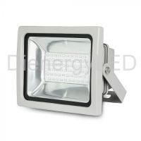 30W Proiector LED RGB cu Telecomanda RF Corp Gri SMD - Nou