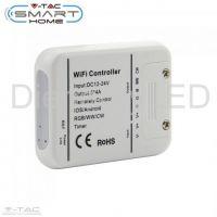 Controler WIFI Compatibil cu Amazon Alexa și Google Home