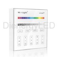 Panou de Comanda 4Zone, Smart, RGBW,2.4GHz RF Wirelles Control