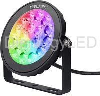 Proiector LED Rotund pentru Exterior 9W, RGB+CCT,IP65