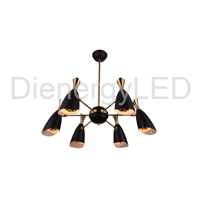 Rolin12LightSputnikSphereChandelier