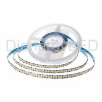 Bandă LED SMD2835 168 LED-uri 24V IP20 6400K, 11W/M