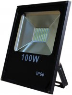 100W Proiector LED SMD IP66 6000K