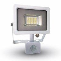 10W Proiector LED SMD Senzor Corp Alb 6000K - Nou