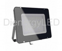 Proiector LED 400W,120LM/W, Slim, Corp Negru,Lumina Naturala (4000K) Cip SAMSUNG