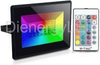 Proiector LED RGB,30W