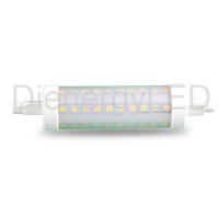 Bec LED - 7W R7S 118mm Plastic 4500K - Nou