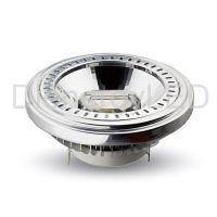 Bec LED Spot - AR111 15W 230V Unghi 20 COB Chip 2700K Dimabil