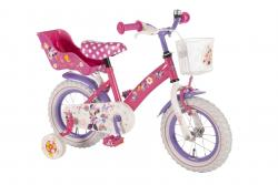 BICICLETA E&L MINNIE MOUSE 12''
