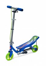 Trotineta X360 Series Junior Space Scooter Albastru