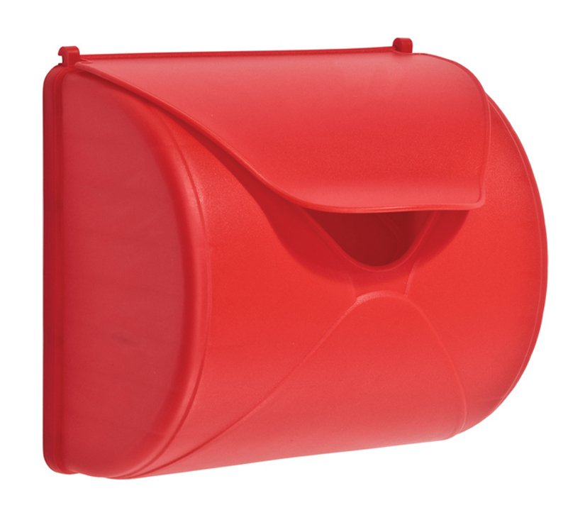 Mailboxred
