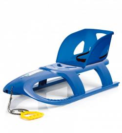 Sanie Bullet Seat albastra
