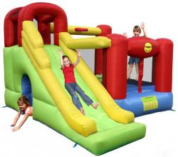Saltea gonflabila Play Center 6 in 1
