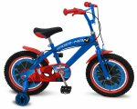 Bicicleta Stamp Spiderman 16 inch