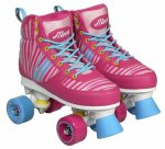 Patine cu rotile Power Pink mas 35/36