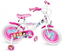 BICICLETA DISNEY PRINCESS 16``