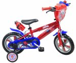 BICICLETA DENVER SPIDERMAN 12''