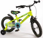 Bicicleta E&L Blade Electric Green 14 inch
