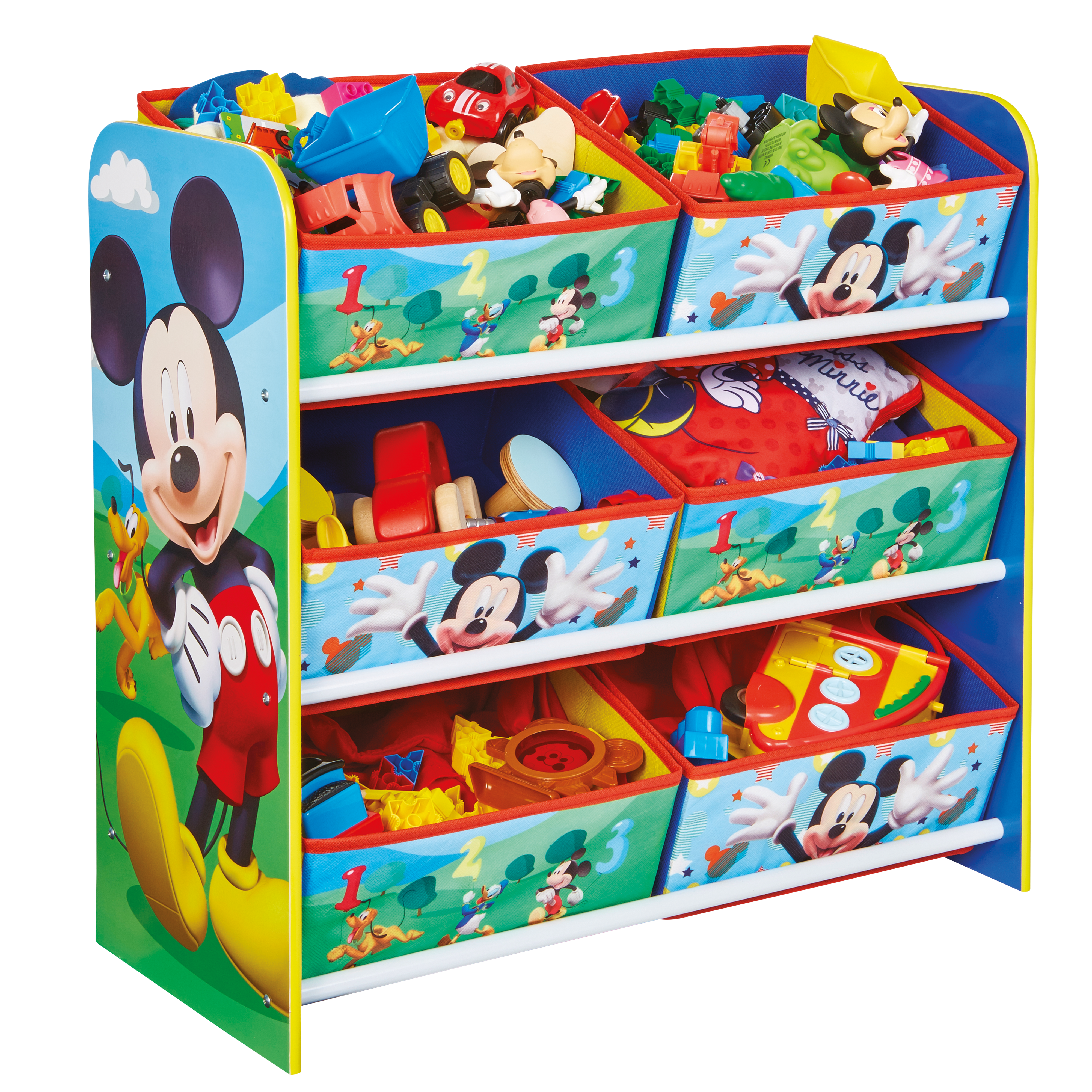 471MKSLead Product ImageMickey Mouse Multi Storage Unit