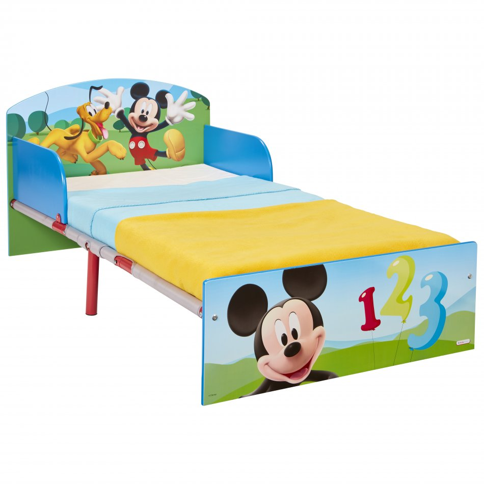 505MKI1505MKILead Product ImageMickey Mouse Toddler Bed