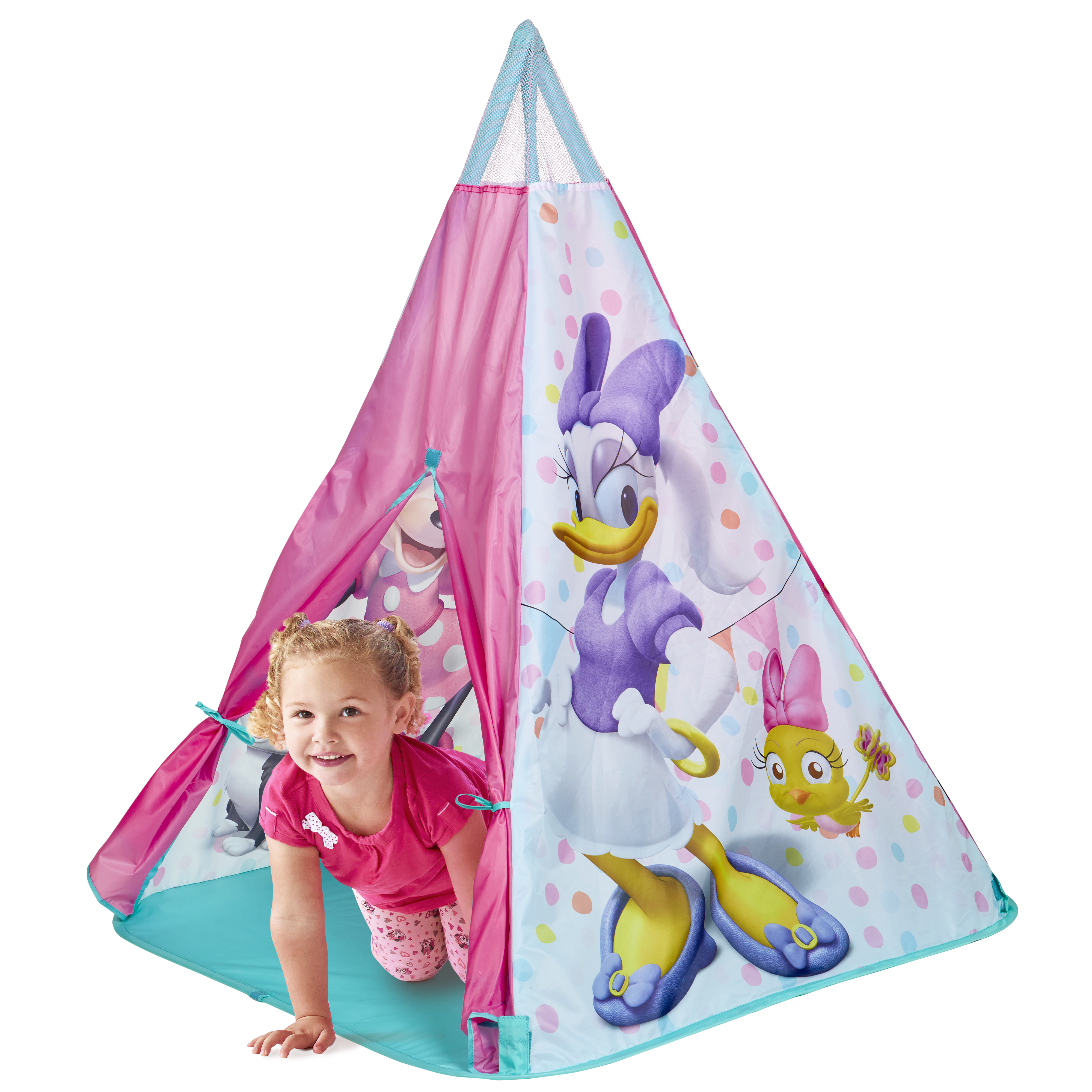 150MEOLead Product ModelMinnie Mouse Tee Pee Play Tent