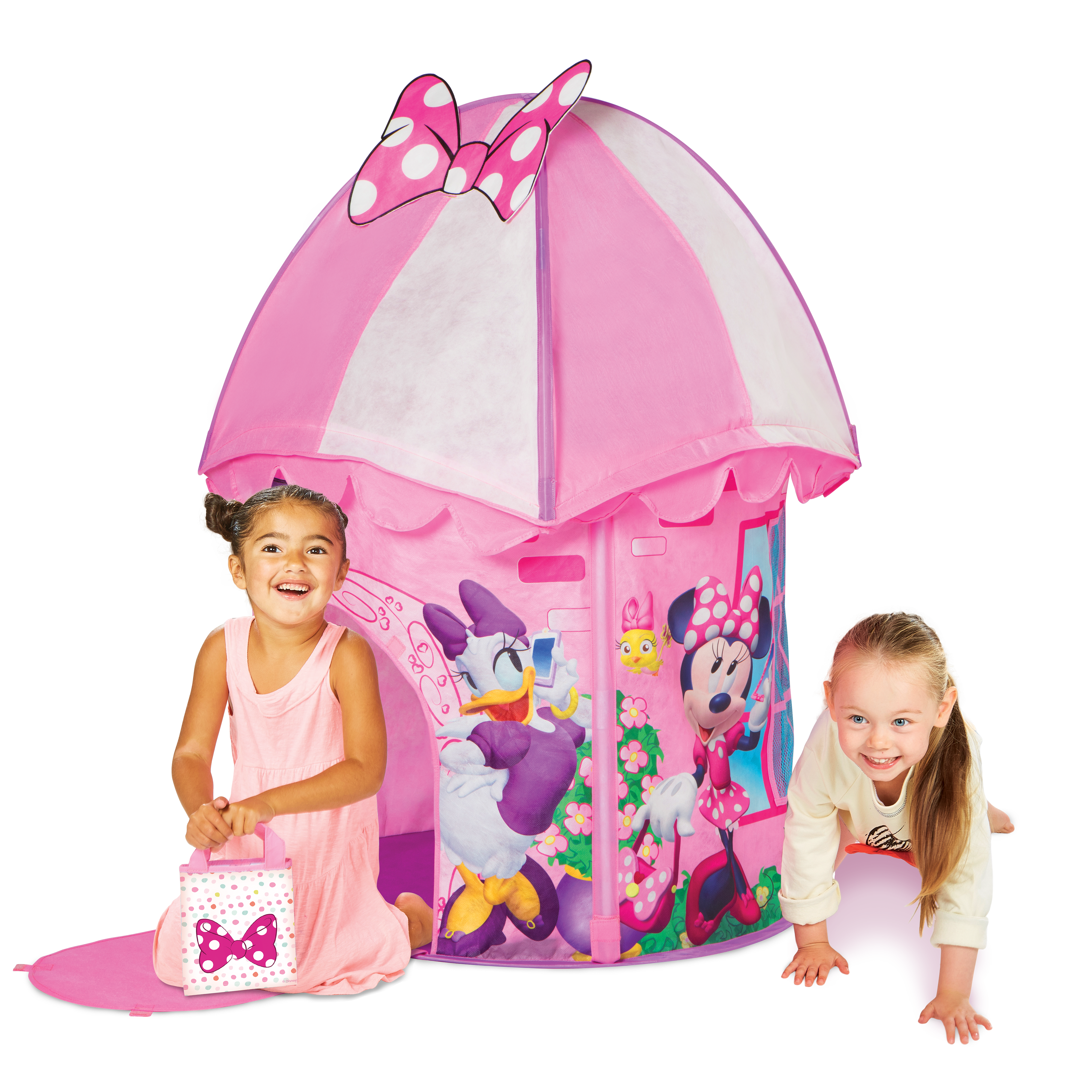 167MTMLead Product ModelMinnie Mouse Happy Helpers Play Tent