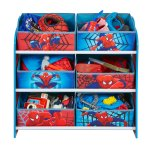 471SDRLead Product FeatureSpiderMan Multi Storage Unit