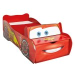 452LMNLead Product ImageDisney Cars Lightning McQueen Toddler Bed