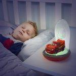 278CADLead LifestyleDisney Cars Lightning McQueen GoGlow Magic Night Light