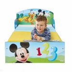 505MKILead Product ModelMickey Mouse Toddler Bed