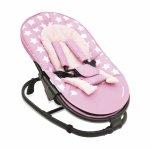 Balansoar copii Baby Star roz