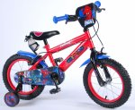 Bicicleta E&L Spiderman 14 inch