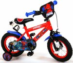 Bicicleta E&L Spiderman 12 inch