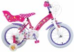 Bicicleta E&L Minnie Mouse 14 inch