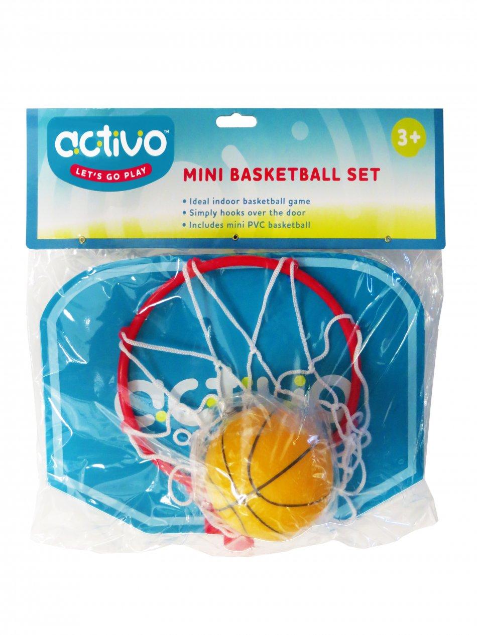 8652 Mini Basketball with PVC ball