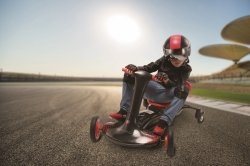 Kart electric copii Turnado Drift Racer
