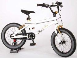 Bicicleta E&L Cool Rider 16 inch alba