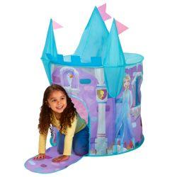 Cort Disney Frozen cu turnuri