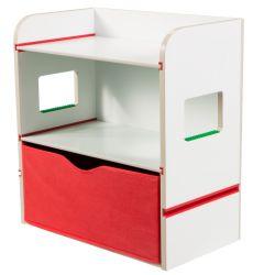 Suport depozitare cu display pentru constructii tip Lego
