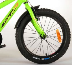 Bicicleta Volare Rocky 18 inch verde