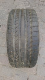 Anvelopa/ Cauciuc Vara Second Hand Michelin Pilot Sport 245/40 R18